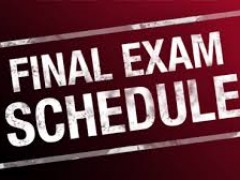 ANNOUNCEMENT OF THE CONFIRMED END-OF-SEMESTER EXAMINATION TIME-TABLE (CEET) FOR SEMESTER 2, 2018/2019 (UPDATED)