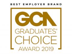 THE GRADUATES' CHOICE AWARD 2019 (GCA)