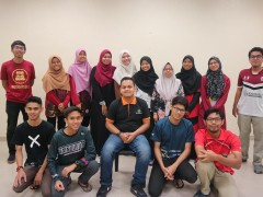 HEALS successfully organized Adobe Photoshop Workshop