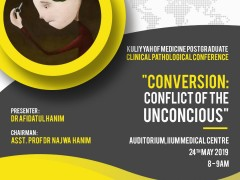 """""""Conversion: Conflict of the Unconscious"""""""