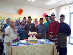 Office of the Dean and Director Eid's Celebration Day