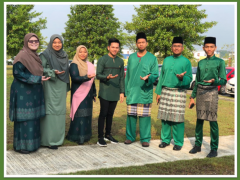 Congratulations!! IIUM Pagoh Achievement: Pemantun Terbaik in Pesta Pantun Piala Gustam Negara