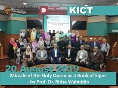 Miracle of the Holy Quran as a Book of Signs