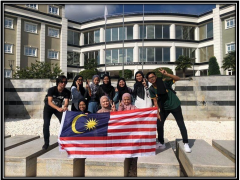 IIUM Pagoh: MEVLANA Student Exchange Program to Sakarya University, Turkey