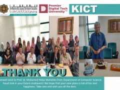 Farewell wish to Prof. Dr. Mohamed Ridza Wahiddin