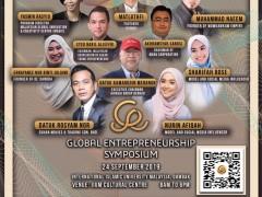 INVITATION TO PARTICIPATE IN GLOBAL ENTREPRENEURSHIP SYMPOSIUM 2019