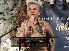 ALUMNI SHOULD CONTRIBUTE BACK TO THE ALMA MATER TO ENSURE CONTINUITY OF VISION AND STRENGTHENING OF RESOLVE – PRESIDENT OF IIUM