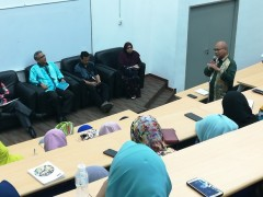 TOWN HALL SESSION WITH CFS TOP MANAGEMENT