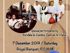 Gambus & Samrah Performance Workshop