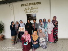 Bench Marking Visit to UKM & UM 2019