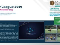 KAED League 2019