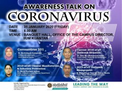 Awareness Talk on Coronavirus