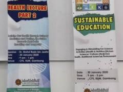 SUSTAINABLE DEVELOPMENT GOAL: SUSTAINABLE EDUCATION PROGRAM