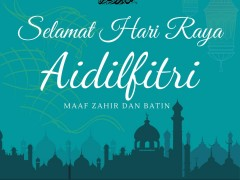Eid al-Fitr Wishes from IIUM World Debate and Oratory Centre (IWON)