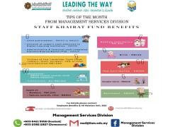 Staff Khairat Fund Benefits