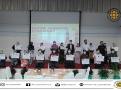 IIUM Covid-19 Relief Fund: Laptops Donation Drive for IIUM Needy Students.