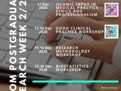 KOM Postgraduate Research Week 2/2020