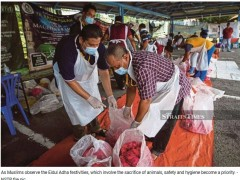 Food selection, hygiene crucial for safety