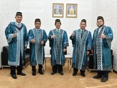 Welcoming and Baiah Ceremony Ta'aruf Week 20/21