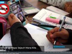 Pembelajaran Maya: Sejauh Mana Kita Bersedia?