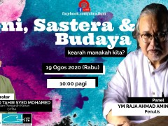 CiTRA's Facebook Live! with YM Raja Ahmad Aminullah