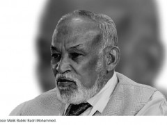 Prof Malik Badri - The loss of an intellectual icon