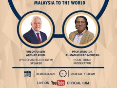 Murabbi Talk Series with YDH Tun Arshad Ayub