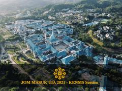 Jom Masuk UIA 2021 - KENMS Session