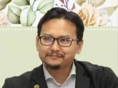 Appreciation to Assoc. Prof. Dr. Azam Othman