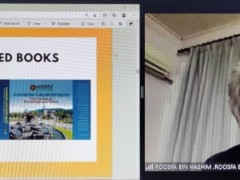 EDITED BOOK SEM PROF. DR. ROOSFA HASHIM FROM IIUM PRESS