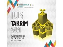 IIUM Takrim 2021 Award Winner