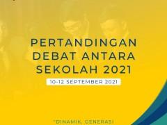 PERTANDINGAN DEBAT ANTARA SEKOLAH (IDC) 2021