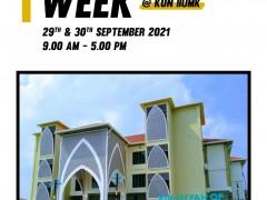 IIUM Ta'aruf Welcoming Kulliyyah Session