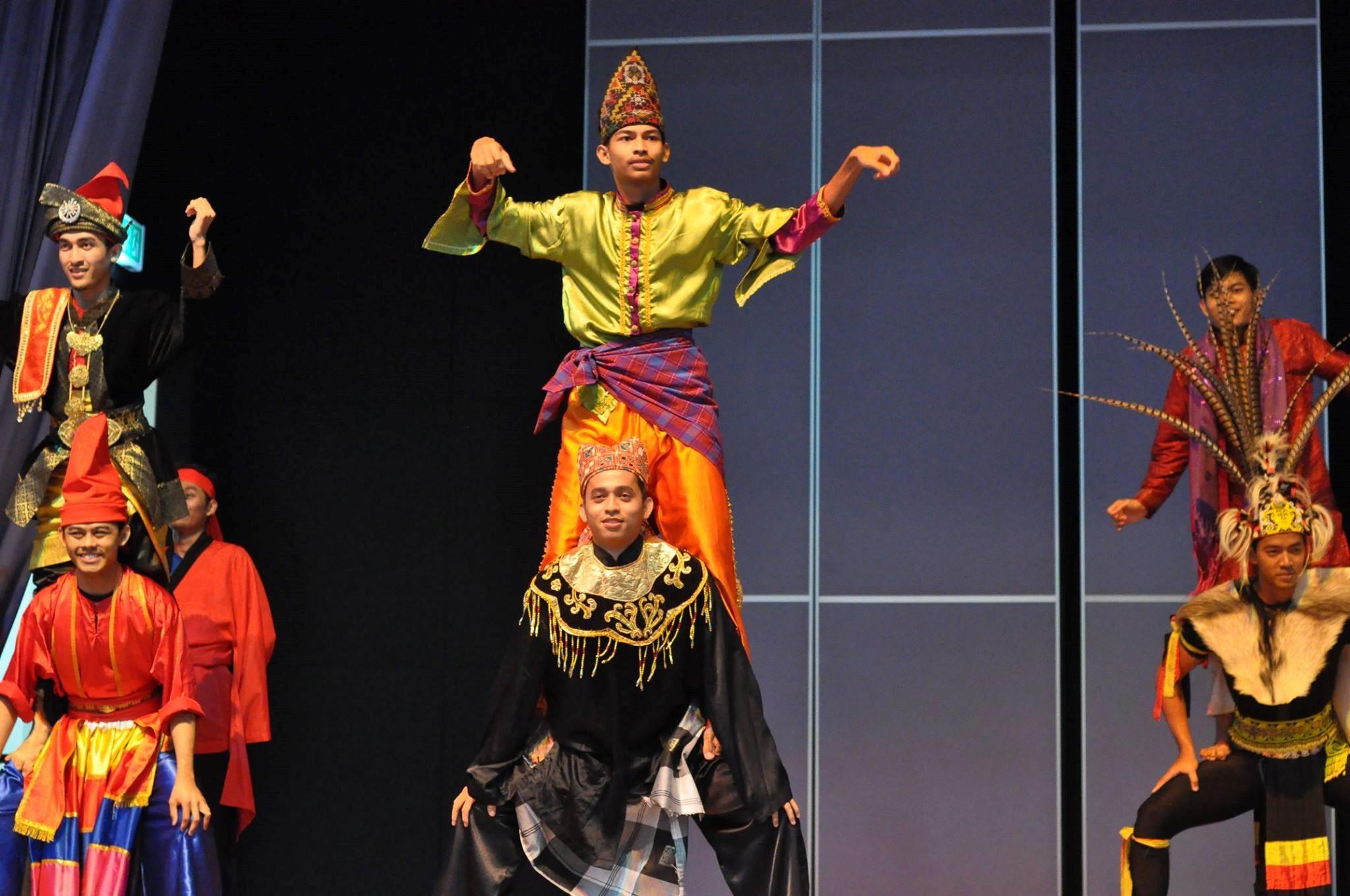 Cultural Night Malaysia-Indonesia-Bangladesh