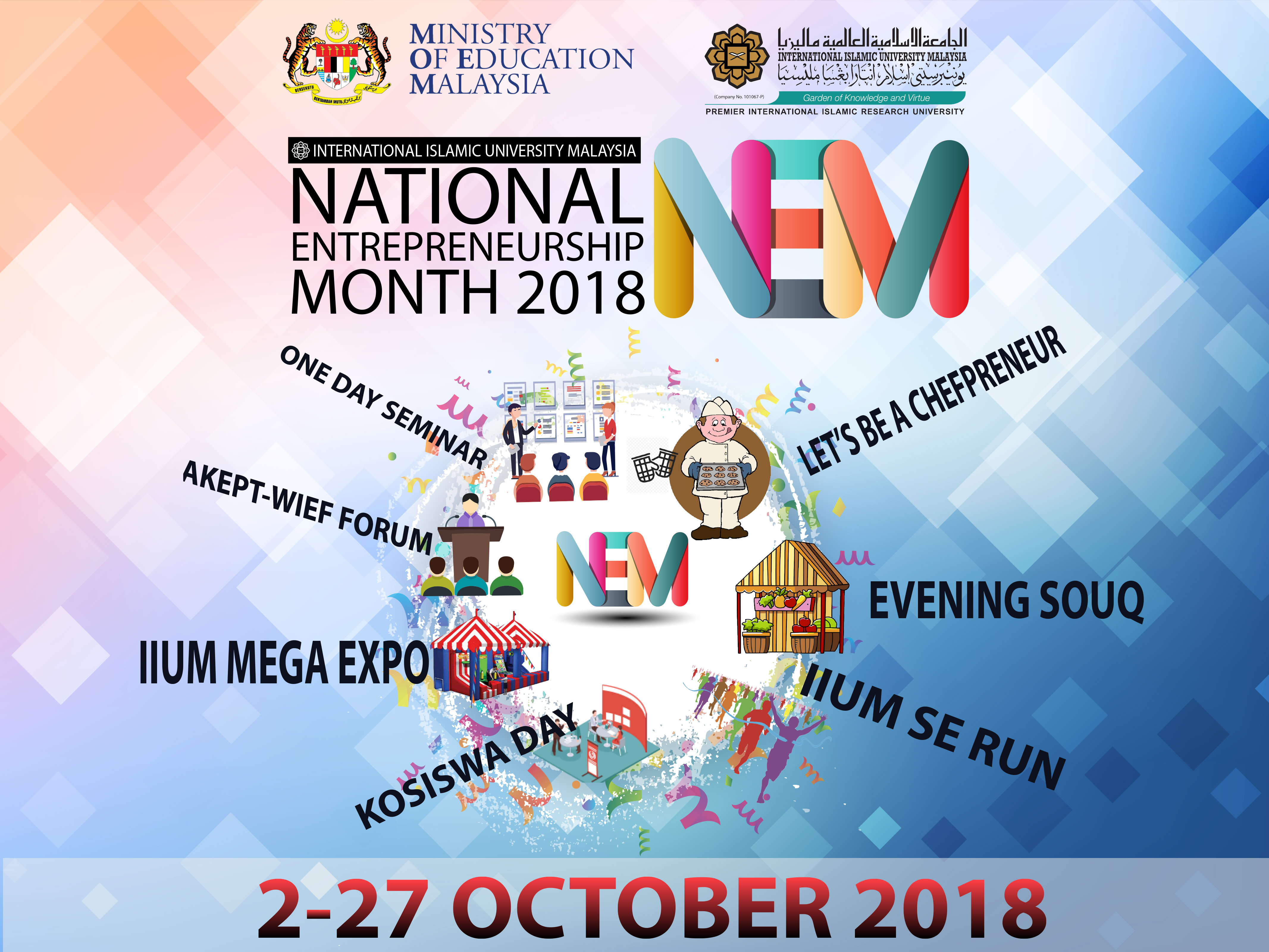 National Entrepreneurship Month (NEM) 2018