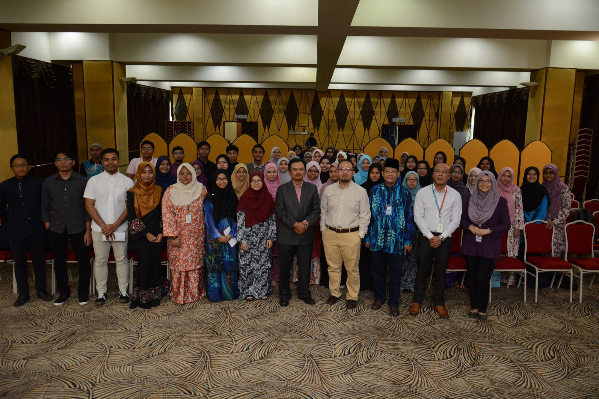 Prudential BSN Takaful Coporate Zakat Giving Ceremony