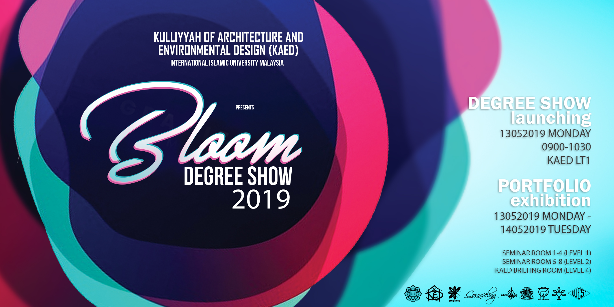 BLOOM Degree Show 2019