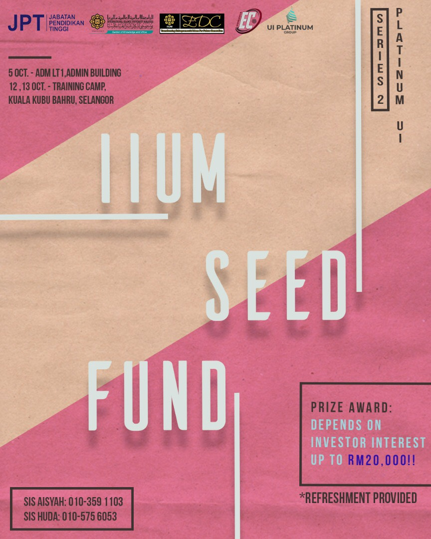 IIUM SEED FUND SERIES 2: UI PLATINUM