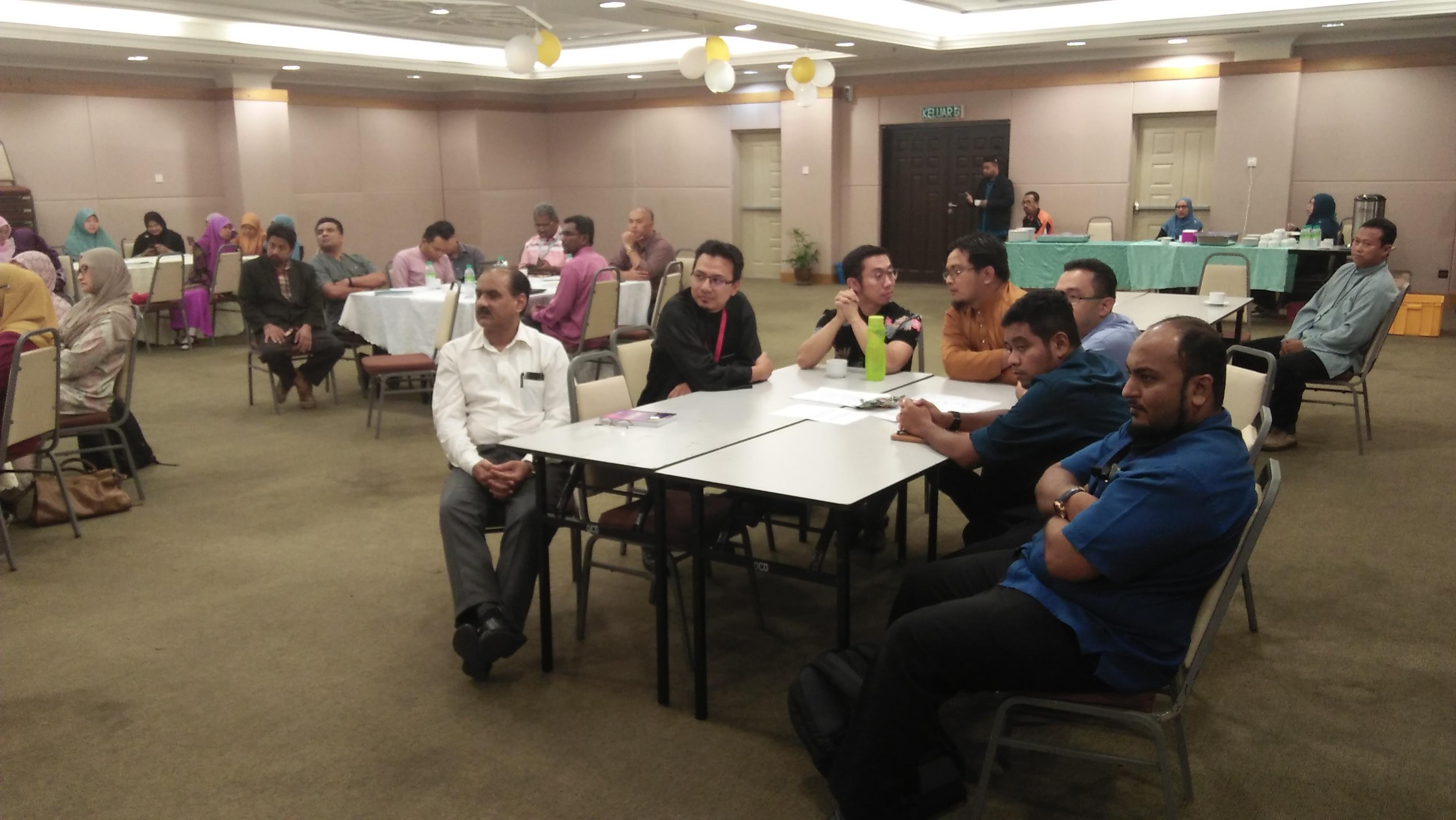 WORKSHOP ON ACADEMIC MISCONDUCT (STUDENT) AT KULLIYYAH LEVEL