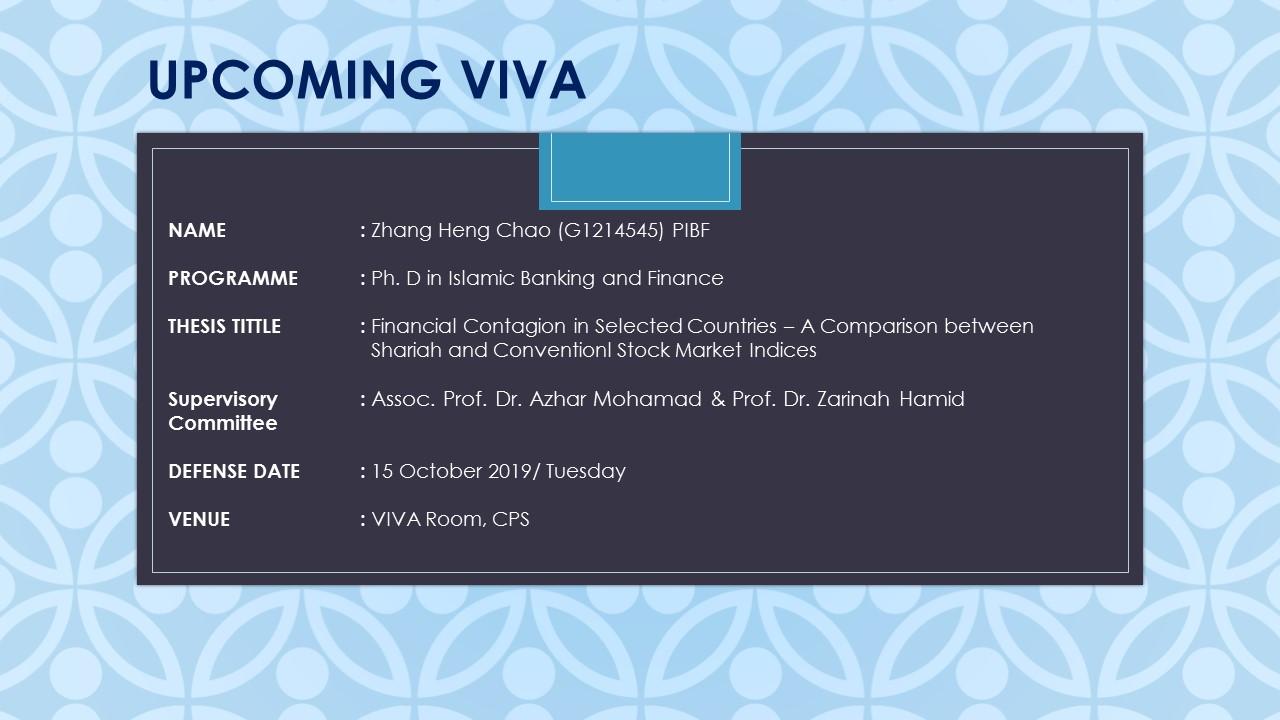 ZHANG HENG CAO (1214545) PIBF