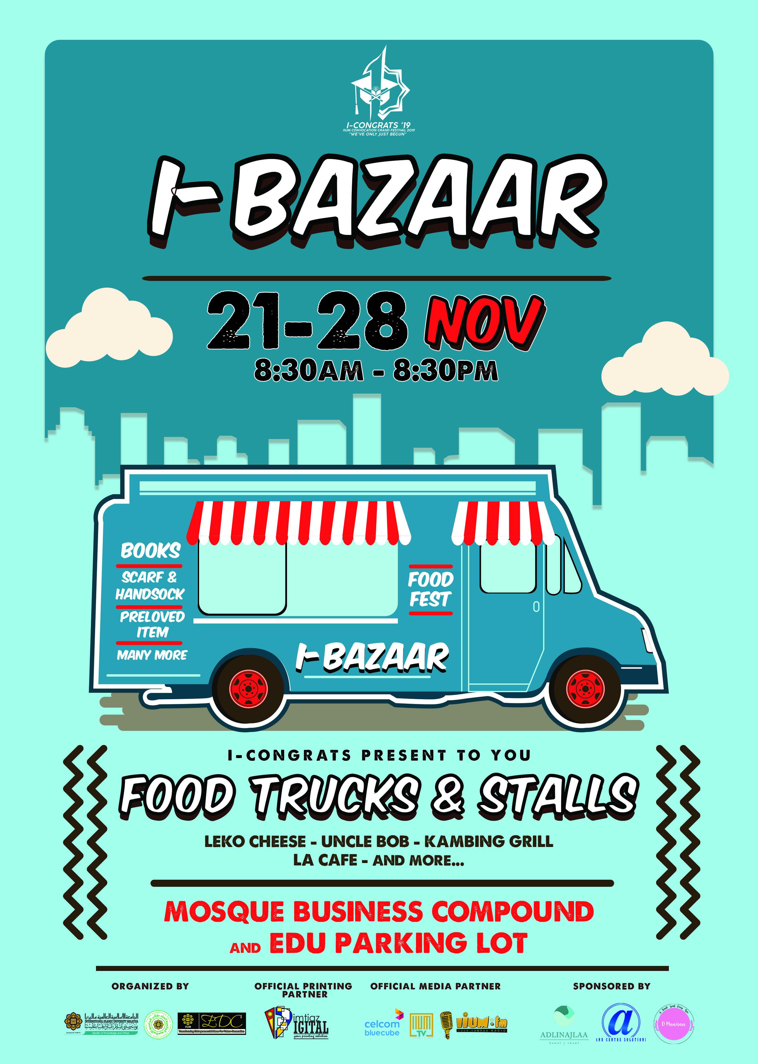 I - Bazaar