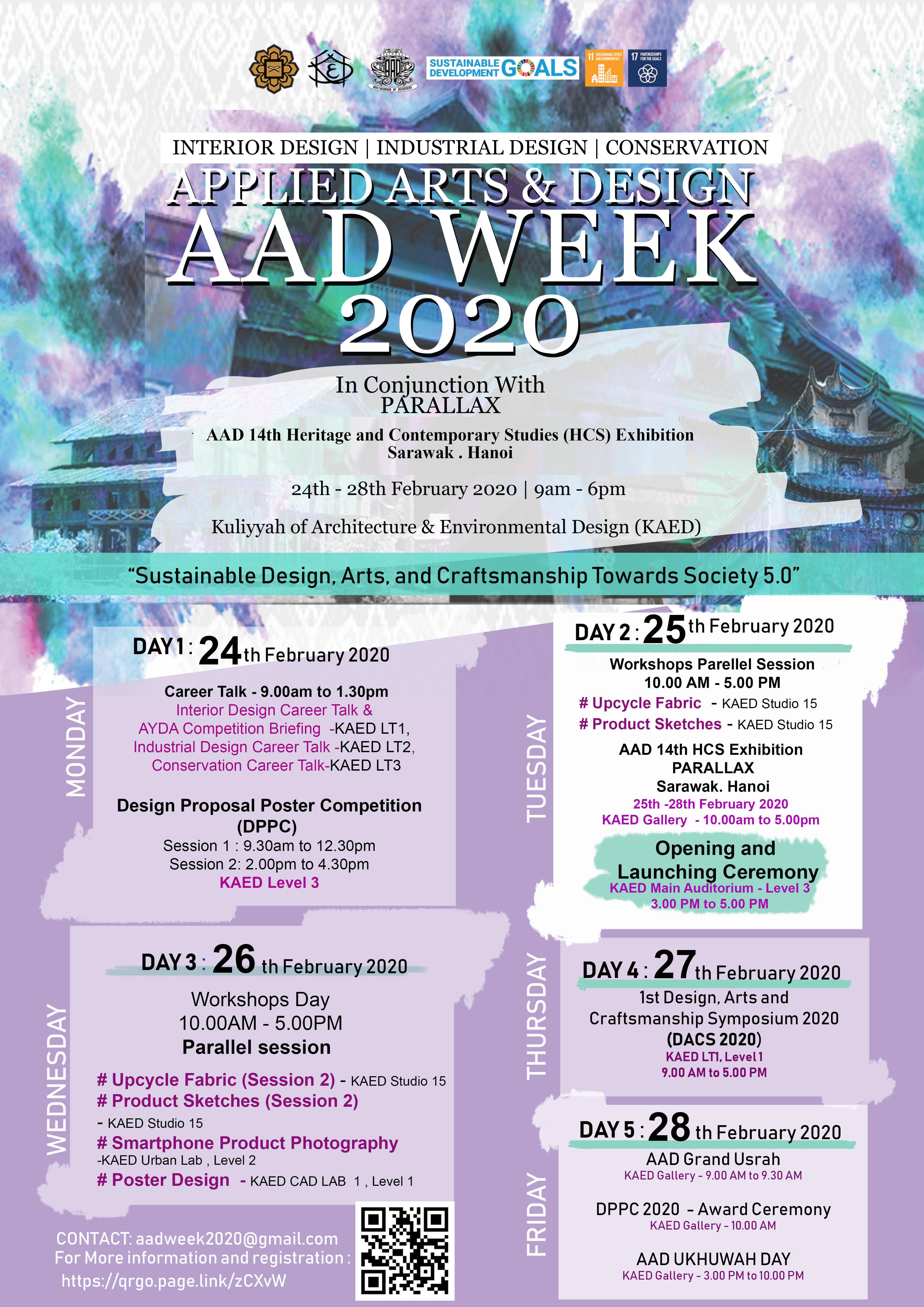 AAD Week 2020