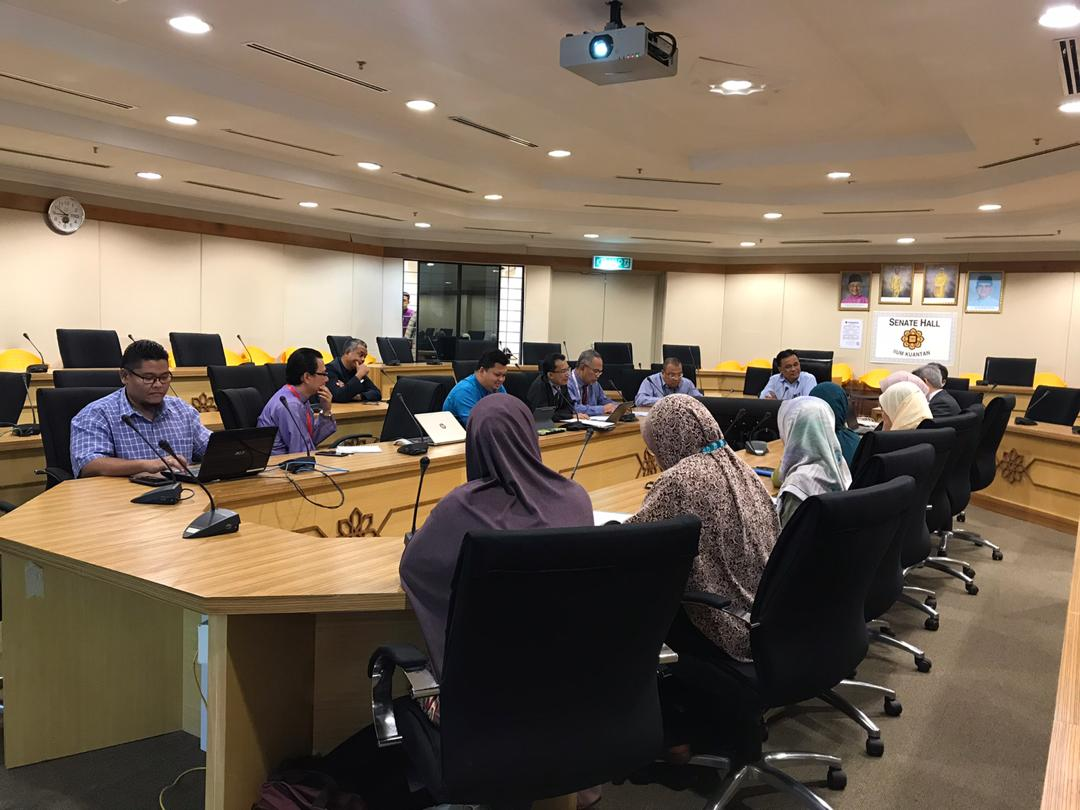 MEETING ON BLOOD BORNE DISEASE POLICY