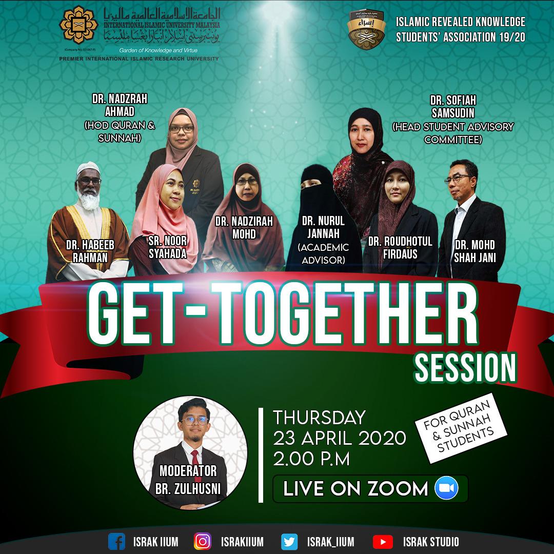 Get-Together Session