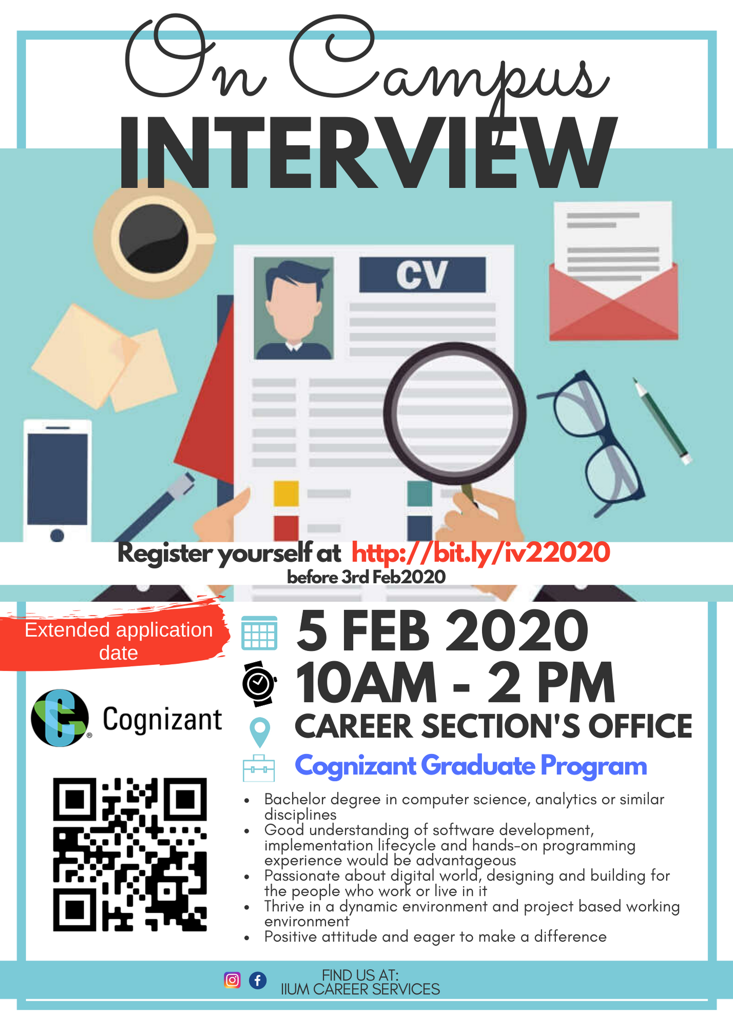On Campus Interview - Cognizant