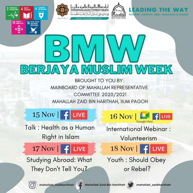 Berjaya Muslim Week