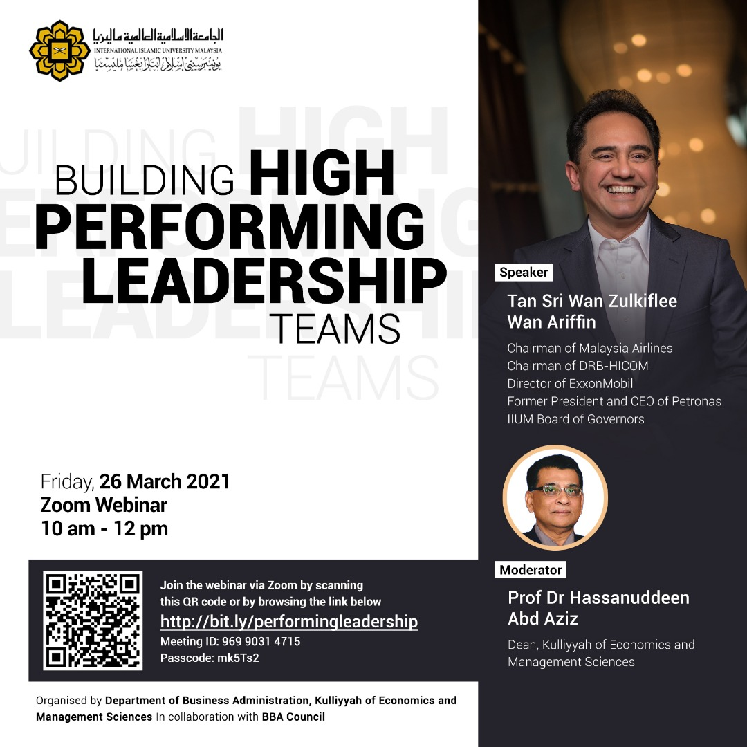 BUILDING HIGH PERFORMING LEADERSHIP TEAMS