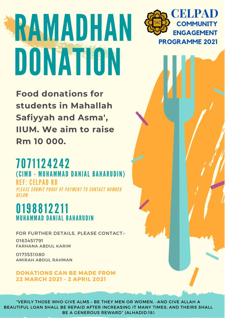 Ramadhan Donation