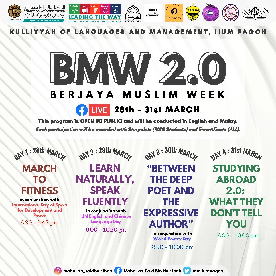 Berjaya Muslim Week 2.0
