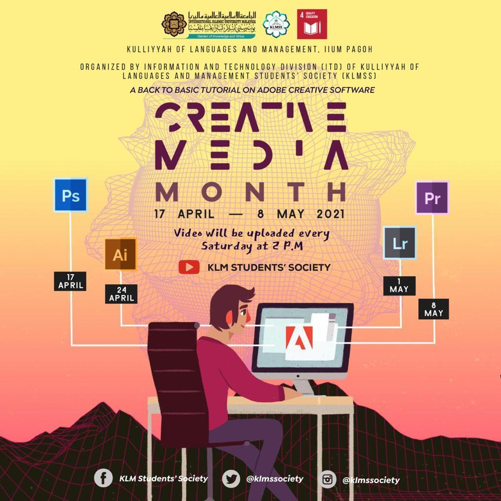 Creative Media Month